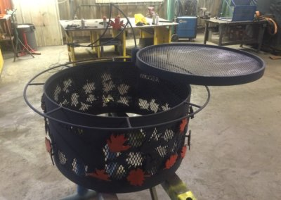 Canadian Fabrication Fire Pit